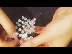 kıristal boncuk taç yapımı şık basit gelin kına tacı - YouTube Henna Tattoos, Mehndi, Crystal Beads, Crystals, Tattoo Trend, Bridal Henna, Stone Beads, Bridal Accessories, Birthstones