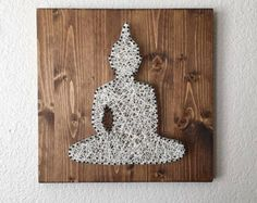 MADE TO ORDER Buddha String Art