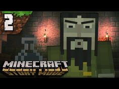 Let's Play ► Minecraft: Story Mode - Episode 1 - The Order of the Stone - Part 2 - Ivor - http://dancedancenow.com/minecraft-backup/lets-play-%e2%96%ba-minecraft-story-mode-episode-1-the-order-of-the-stone-part-2-ivor/