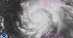 Hurricane Matthew may lead to major loss of life in Haiti and could hit the U.S. later this week.