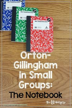 Orton-Gillingham instruction must be practiced! And a great way to do that is with the Orton-Gillingham notebooks. See how they work in a small group setting! Dyslexia Teaching, Teaching Phonics, Dyslexia Activities, Spelling Activities, Class Activities, Reading Activities, Classroom Activities, Kindergarten Reading, Teaching Reading