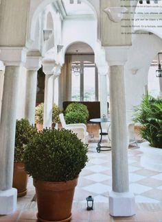 Patio Hotel Cortijo Bravo