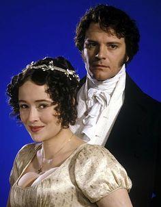 Lizzy y Darcy