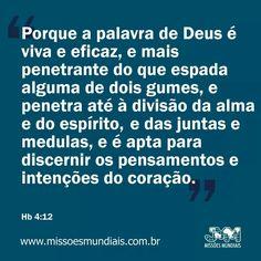 Hb 4:12