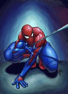 Spider-man:House of M_Colorz by =FooRay on deviantART