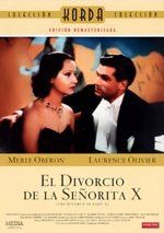 EL DIVORCIO DE LA SEÑORITA X (1938) Tim Whelan.  La Leslie es veu obligada a compartir habitació amb un atractiu i cínic advocat divorcista en aquesta brillant comèdia clàssica. #recomanacions #cinema #cinemaimes #divorcis. Disponible a: http://elmeuargus.biblioteques.gencat.cat/record=b1613237~S125*cat#.WIDdcdThDGg