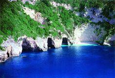 Greek Treasures: Paxos and Anti-Paxos: Hidden Greek Treasure Island
