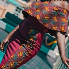 You deserve to look this good EVERY. DAY 👉Look this good here: # africaninspired Modern African Clothing, African Inspired Clothing, African Print Clothing, African Goddess, Kitenge, African Attire, The Struts, New Product, Female