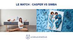 Casper🆚Simba : découvrez quel matelas est le meilleur ! 🛌🏆 #comparatif #matelas #Casper #CasperSleep #SimbaMatelas #comparatifmatelas #meilleurmatelas #LeMeilleurMatelas 🇺🇸️🆚🇬🇧️