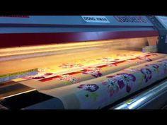 digital textile printing bulk production