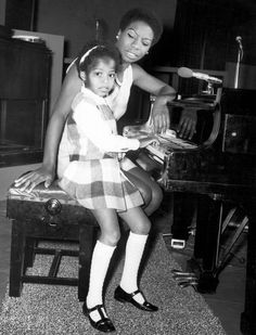 Mirrorpix Nina Simone in the UK recording a television programme called…