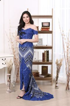 Model Rok Kebaya, Model Kebaya Brokat Modern, Dress Brokat Modern, Kebaya Modern Dress, Kebaya Bali Modern, Kebaya Hijab, Batik Kebaya, Kebaya Dress, Batik Dress