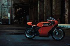 1974 Harley Davidson Racer