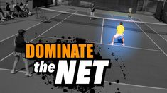 How To DOMINATE the Net in Doubles - Tennis Lesson