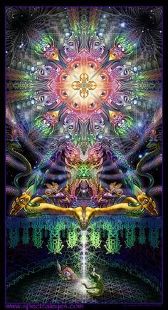 Personal Spiritual Quest: Psychedelic Spirituality, Shamanism and Yoga