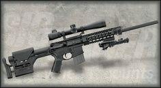 Sig516 Precision Marksman, 5.56 x 45mm