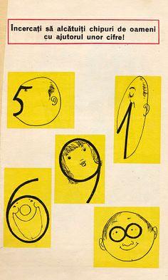 Coloring and Activity Book, Carte de activitati pentru copii, 1968