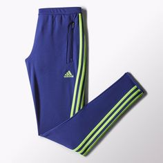 Play beyond the heat and sweat with the women's adidas Tiro 13 Training Pants. Designed with the strategic cooling effect of climacool® ventilation, the soccer pants feature a comfortable women's-specific fit, side zip pockets and an elastic waist. Soccer Locker, Soccer Pants, Adidas Sweatpants, Adidas Official, Training Pants, Athleisure, Adidas Shoes, Adidas Women, Adidas Originals