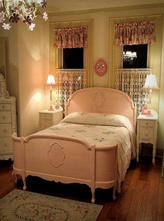 Adorable 90 Romantic Shabby Chic Bedroom Decor and Furniture Inspirations #shabbychicbedroomsromantic