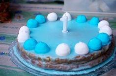Edo's first birthday cake