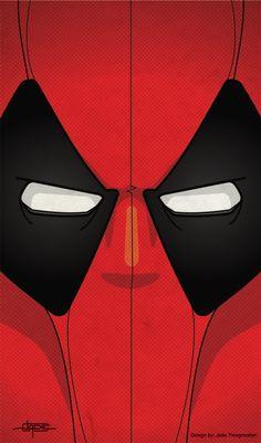 SHWP Deadpool by BurningEyeStudios.deviantart.com on @deviantART