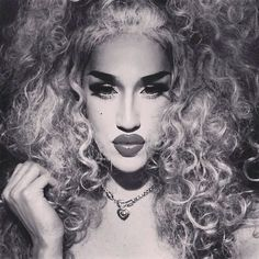 You know you love a queen when you recognize her eyebrows before her full face shows up! Beautiful Person, Simply Beautiful, Beautiful People, Danny Noriega, Violet Chachki, Adore Delano, I Adore You, My Girl, Halloween Face Makeup