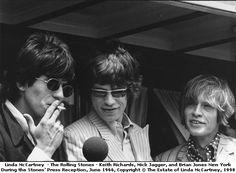 Linda McCartney 1966