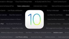 Apple libera públicamente iOS 10