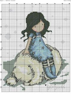 Cross Stitching, Cross Stitch Embroidery, Embroidery Patterns, Hand Embroidery, Cute Cross Stitch, Cross Stitch Charts, Modern Cross Stitch Patterns, Cross Stitch Designs, Stitch Character
