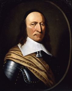 Peter Stuyvesant was the last Director-General of the colony of New Netherland. Stuyvesant greatly expanded the settle of New Amsterdam, today known as New York. Stuyvesant's administration built the protective wall on Wall Street, and the canal that became Broad Street, known today as Broadway. The prestigious Stuyvesant High School is named after him