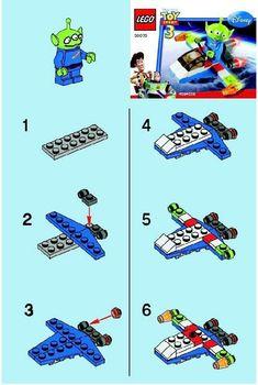 Lego Building Project For Kids 110 - mybabydoo Lego Minecraft, Minecraft Skins, Minecraft Buildings, Lego Toys, Lego Duplo, Lego Friends, Toy Story Lego, Instructions Lego, Lego Therapy