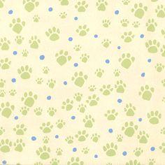 Dapper Dog Wallpaper / The English Room Blog