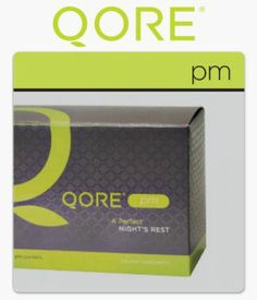 QORE PM combines a centuries-old formula from Asia,  with cutting-edge sleep research, in a balanced formula to address all areas of sleeplessness.