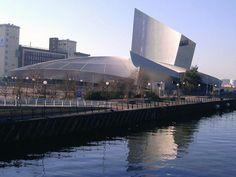 The Imperial War Museum North, Salford Quays, Manchester | Daniel Libeskind