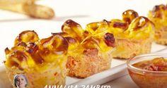 Ricetta di Mini sformatini di tortellini al ragù