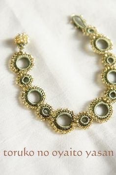 Lovely ring necklace