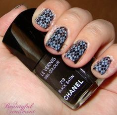 Stamped Nails - KONAD