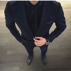 """fashionforblokes: """"Keepin' it classy. Whatever it is you do in this life, be good at it.. Be first class. Whatever you wear, however you like to present… own the look and make it yours. """""""