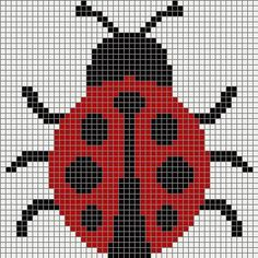 Best 11 several word charts, lady bug, mickey mouse, flower, ball and mushroom Cross Stitching, Cross Stitch Embroidery, Embroidery Patterns, Knitting Charts, Knitting Patterns, Crochet Patterns, Butterfly Cross Stitch, Cross Stitch Baby, Crochet Chart