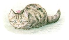Miss Moppet from the Tale of Miss Moppet.