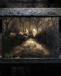 Study no. 626 | Oil on panel 14x105cm | Available on www.christianklute.com -> link in bio     #tonalism #tonalistlandscape #allaprimapainting #oilsketch #artforsale #tonal #monochrome #creativeuprising #darkart #instaartexplorer #artscrowds #artcollection #oilpainting #fineart #impressionism #contemporarylandscape  #instablackandwhite #melancholic #collectart #landscapepaintings  #bw_society #insta_pick_bw #bw_society #mode_emotive #noirlovers #total_bnw #natureart #monotone #sepia #kunst