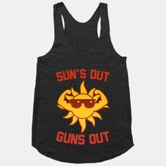 Show off your swole at the gym or the beach this summer.