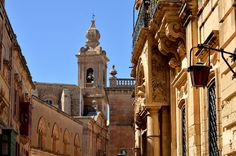Mdina, Malta - The Silent City. The most beautiful homes I have ever seen.