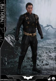 Two new 1/4 scale figures are coming from Hot Toys. They have released photos and details for two figures from The Dark Knight Trilogy. They include Batman from Batman Begins and The Joker from The Dark Knight. See the update on both figures below and read on for the photos. Batman Begins – 1/4th scale Batman Collectible Figure Batman Begins marks the beginning of one of the best superhero trilogy of all times. Fans around the world are fond of the story of Batman, his path to stop ...