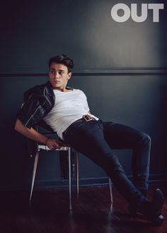 Get ready for gay sex from Jack Falahee on ABC's How To Get Away With Murder this fall | Out Magazine