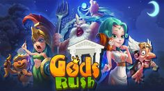 Gods Rush Hack is a free application that allows you to add unlimited Gold and Gems.