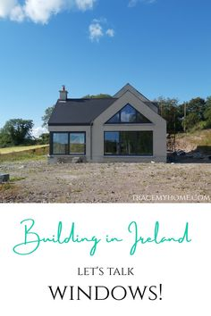 We are building in Ireland and documenting it! Click on the link to find out who we used and why. Composite Windows, Fire Escape, Double Glazed Window, Sound Proofing, Other Rooms, Large Windows, How To Look Better, How To Find Out