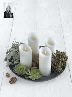 Advent wreaths you can make yourself | femina.dk