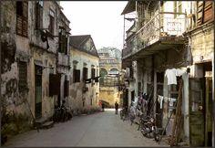 Old Macau... I wish it wasn't so much like Vegas now :(