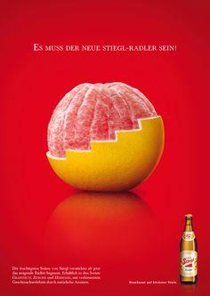 steigl radler | stiegl radler erfrischend fruchtig stiegl laesst sein radler sortiment ... An Austrian shandy but with grapefruit rather than lemonade....really good for summer.